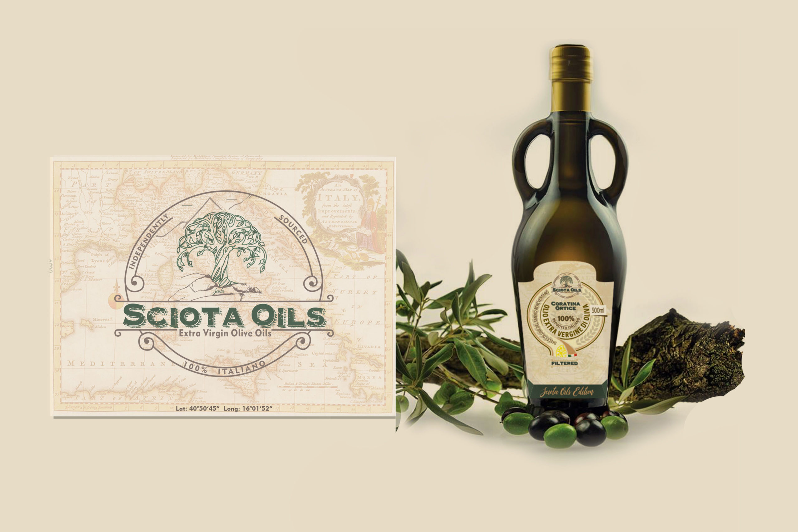 SciotaOils- Branding & Packaging